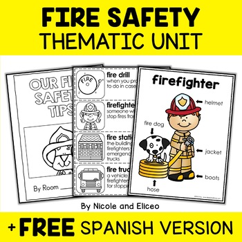 Thematic Fire Safety Unit Activities