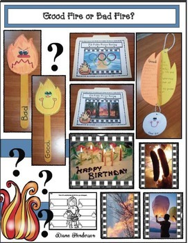 Fire Safety Activities: Good Fire or Bad Fire?