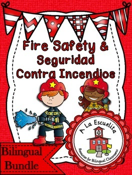 Fire Safety Bilingual Bundle