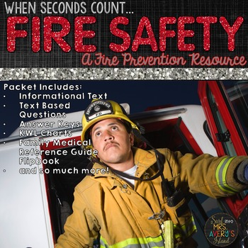 October Activities:  Fire Safety Week