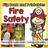 Fire Safety [Flip Book, Writing Center, Fire Hat]