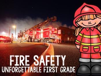 Fire Safety {Mini Unit & Craftivity}