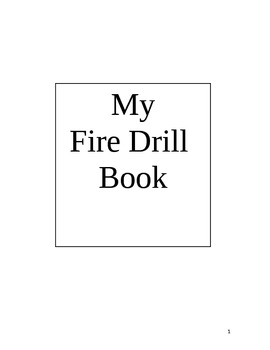 Social Story-The Fire Drill