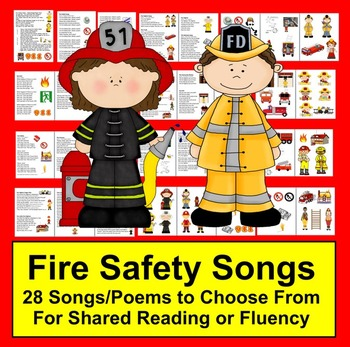 Fire Safety Poems