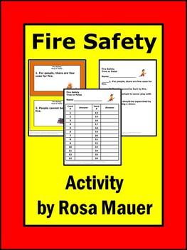 Fire Safety Stay Safe