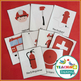 Fire Safety Vocabulary Cards (Freebie!)