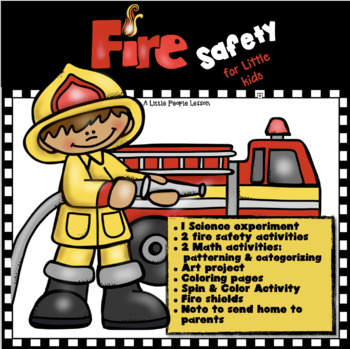 Fire Safety for Little Kids