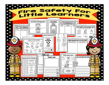 Fire Safety for Little Learners