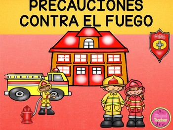 Fire Safety in Spanish