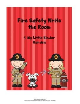 Fire Write the Room