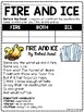 Fire and Ice by Robert Frost Reading Comprehension Workshe