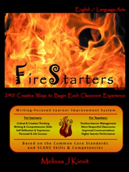 FireStarters: English/Language Arts (Writing-Focused Learn