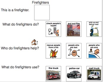 Firefighter Questions