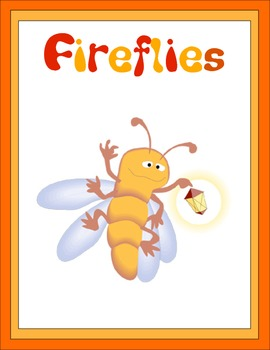 Fireflies Thematic Unit