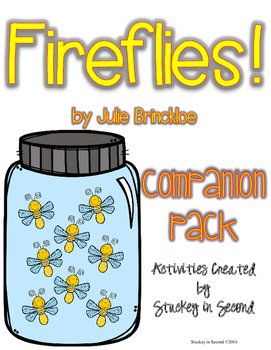 Fireflies! by Julie Brinckloe {Companion Pack}