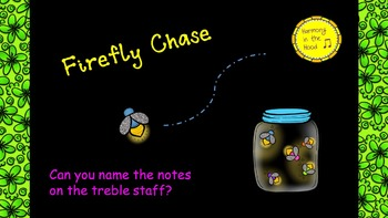 Firefly Chase, an interactive music game