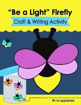 Firefly Paper Craft