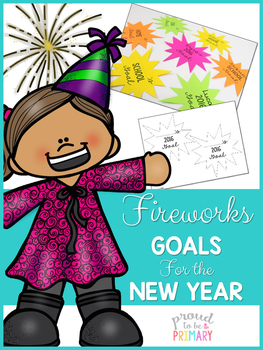 Fireworks Goals for the New Year