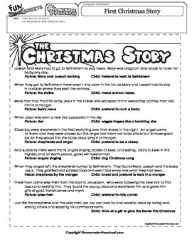 Christmas Story and Pictures