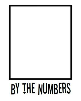 First Day: By the Numbers Worksheet