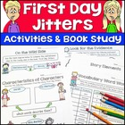 First Day Jitters First Day of School Activities