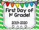 First Day of School Frames 2!