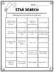 Back to School Activities (Hollywood Themed)