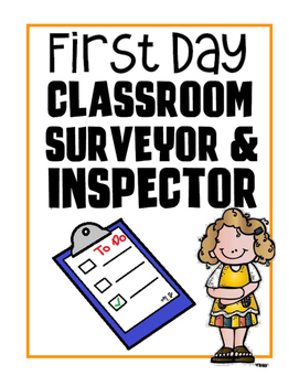 First Day of School Surveyor and Inspector