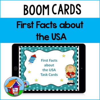First Facts about the USA Task Cards