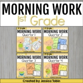First Grade Morning Work