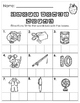First Grade. August Worksheets/Centers. Back to School. Co
