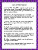 First Grade- Back to School- Welcome Packet-EDITABLE