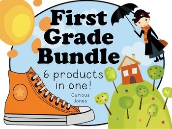 First Grade Bundle