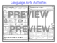 "First Grade C.C. Aligned January ""MLK Jr"" Print & Go Sub P"