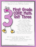 First Grade CORE Math Unit 3