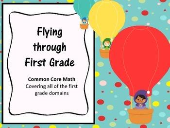First Grade Common Core Math