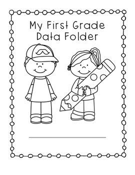 First Grade Data Folder Assessment
