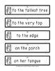 KITTEN'S FIRST FULL MOON Fluency Pack by Ms. Lendahand:)