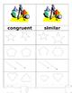 First Grade Geometry Math Centers