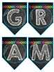 First Grade Grammar Assessment Year Long Plan: Common Core