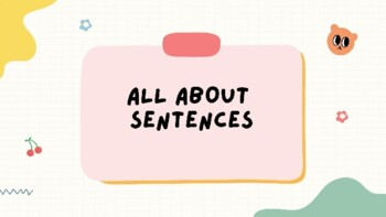 First Grade Grammar: Letter Recognition and Punctuation