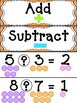 Math Games: Subtraction within 10