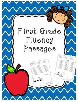 Informational Fluency Passages (Level 1)