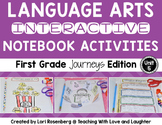 Language Arts Interactive Notebook Unit 5 {Compatible With