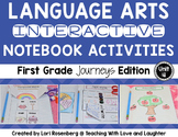 Language Arts Interactive Notebook Unit 4 {Compatible With