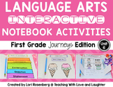 Language Arts Interactive Notebook Unit 6 {Compatible With