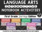 Language Arts Interactive Notebooks Bundle {Aligned to Fir