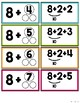 First Grade Math Centers for Month 11 or Summer School