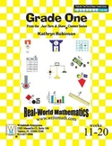 First Grade Common Core Math Worksheets (Weeks 11 - 20)