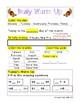First Grade Math Daily Warm Ups for November